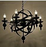 Gowe Dear Ingo 6Leuchten Pendelleuchte Ron Gilad Dear Ingo Loft Lampe Loft Industrie American Bar Beleuchtung