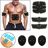 symboat estimulador Intelligent entrenamiento ABS Aparato de musculación músculo abdominal Tónica cinturón...