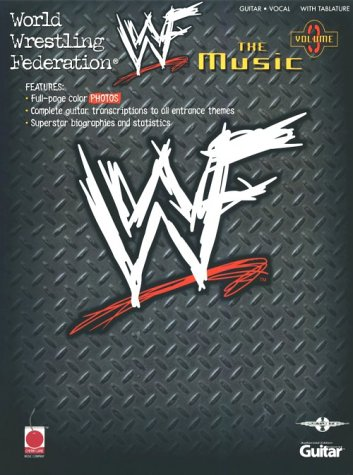 World Wrestling Federation: The Music: 3