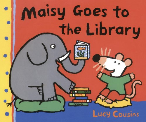 Maisy Goes to the Library (Maisy First Experiences Book) por Lucy Cousins
