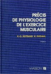 Précis de physiologie de l'exercice musculaire