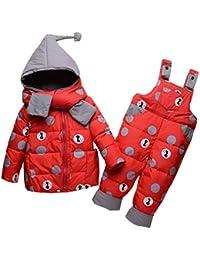361307a36 best wholesaler 7d573 44517 unisex baby boys girls winter snowsuit ...