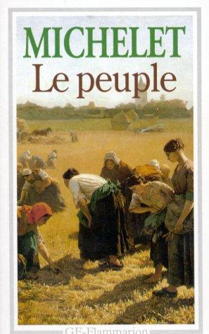 Le peuple par Jules Michelet