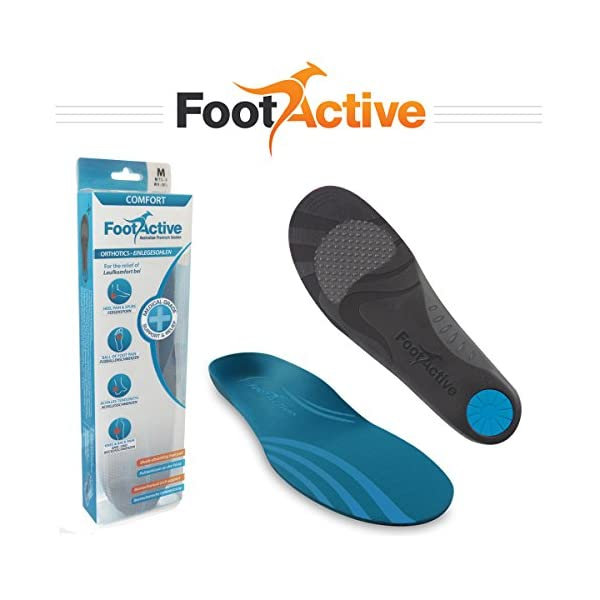 9c1d0e7cfc ... Arch Support Orthotic Insole Proven to Help Reduce Heel Pain, Plantar  Fasciitis, Knee/Back Pain & Achilles Tendonitis. Sale! On Sale