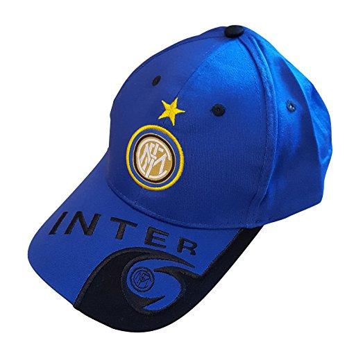 Club de fútbol Inter Milan gorra de béisbol unisex, sombrero y metal Llavero colorido