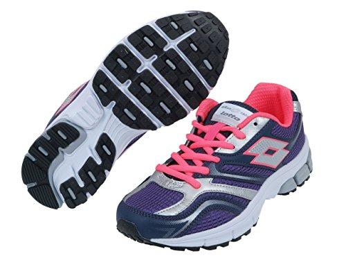 Lotto - Zenith running w fonce - Chaussures running - violeta