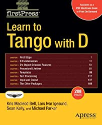 Learn To Tango With D (FirstPress)