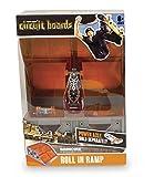 Tony Hawk Hexbug Circuit Board Toy - Birdhouse Fingerboard - Roll In Ramp