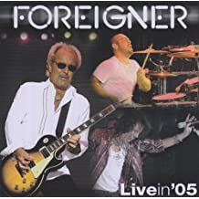 Foreigner/Live in 05