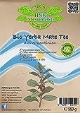 Bio Yerba Mate Tee aus Argentinien (500g) | Fair Trade | 100 Organic | Ungeräuchert | Frei von Schadstoffen | Belebend, Sanft Mild