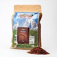Escamas de chili rallado chili flakes chili powder chili en polvo copos de chili 1kg,Especias del Himalaya, producto 100% natural, muy alta calidad, sin colores, y conservantes, múltiples productos controlados, vegetarianos, veganos, sin gluten