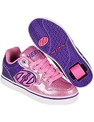 Heelys Graisses Abec 5 - Chaussures À Lacets Pour Unisexe Enfants, Noir (noir), M