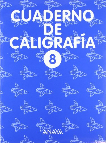Cuaderno de Caligrafía 8 por Anaya Educación