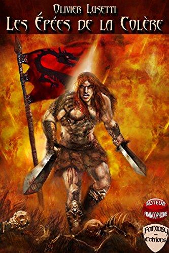 Couverture du livre Les Épées de la Colère