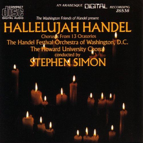 Hallelujah Handel - Choruses F...