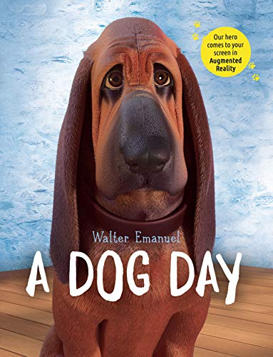 A Dog Day (Magic Touch Books) (English Edition)
