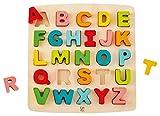 Hape E1551 Puzzle mit Großbuchstaben