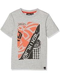 Animal Boy's Scratch Short Sleeve T - Shirts