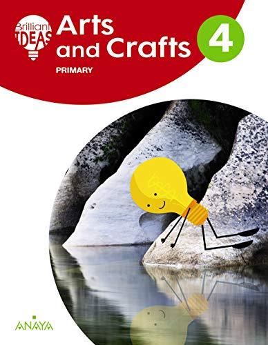 Arts and Crafts 4 Pupil's Book (BRILLIANT IDEAS)
