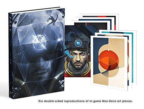 Prey: Prima Collector's Edition Guide..