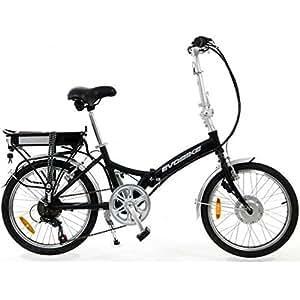 20 zoll elektrofahrrad klapprad evobike e bike compact. Black Bedroom Furniture Sets. Home Design Ideas