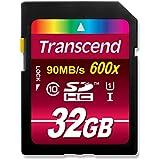 32 GB SDHC Class 10 Tarjeta de Memoria para Canon 700D