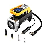 Best Portable Air Compressors - Air Compressor Tyre Pump portable Landnics 12V 150 Review