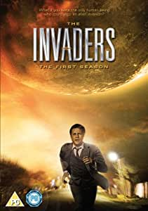 Invaders: Season one [DVD] [1967]