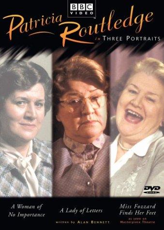 Patricia Routledge in Three Portraits [Import USA Zone