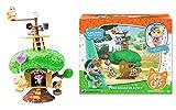 Smoby-44 Gatti Club House Personaggi e Playset Unisex, Multicolore, 3.03216E+12