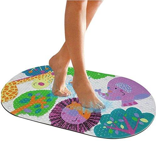 Alfombra de ba o domowin alfombra para ba era for Ventosas para bano