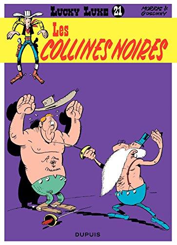 Lucky Luke - Tome 21 - LES COLLINES NOIRES par Goscinny