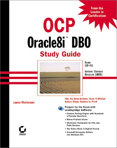 OCP: Oracle8i DBO Study Guide por Lance Mortensen