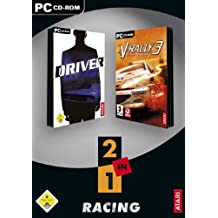 Twinpack: Driver + V - Rally 3 - [PC]