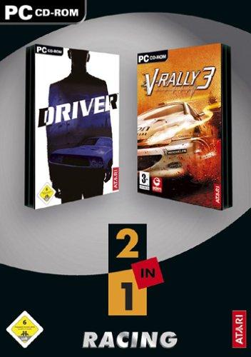 Twinpack: Driver + V - Rally 3 - [PC]