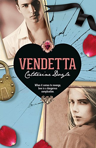 Vendetta (Blood for Blood: Book 1)