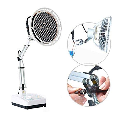 Lampe Wärme Mineral TDP und Therapie Multifunktionsgerät A Licht Infrarotlicht für Physiotherapie Gerät für die Behandlung der Schmerzen (Tdp-mineral-lampe)