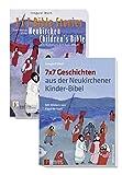 7 x 7 Stories und Geschichten aus der Neukirchener Kinder-Bibel: Kombipack mit den Ausgaben in englischer und deutscher Sprache