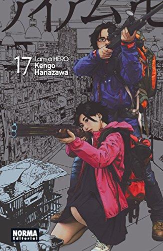 I am a Hero 17 por Kengo Hanazawa