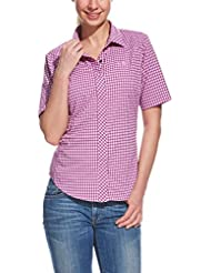Tatonka Damen Hemd Clemont Womens Short Sleeve-Shirt