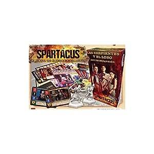 Spartacus: SERPENTS ET LE LOUP