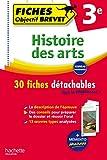 Histoire des arts 3e : Fiches