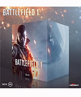 Battlefield 1 - Collector's Edition - [PlayStation 4] (B01F8ODZUY) | Amazon price tracker / tracking, Amazon price history charts, Amazon price watches, Amazon price drop alerts