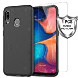 MP-MALL Case for Samsung Galaxy A20e, [Anti-Slip][Slim Fit]