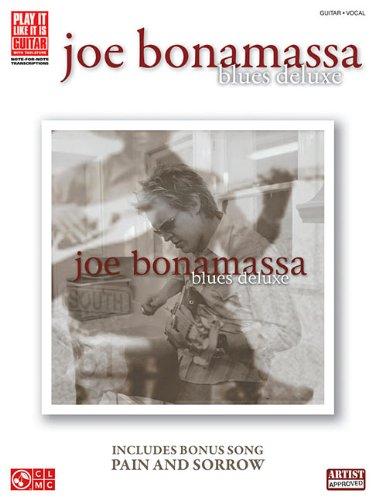 Joe Bonamassa: Blues Deluxe Guitar / Vocal