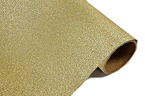 Tischläufer Pailletten Gold