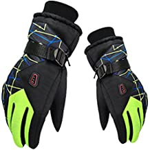 Herren Und Damen Skifahren Handschuhe Skihandschuhe Snowboard Handschuhe Motorrad Handschuhe