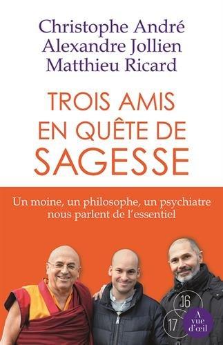 Trois amis en quête de sagesse : 2 volumes
