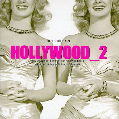 Liebesgrüße aus Hollywood 2, 1 Audio-CD