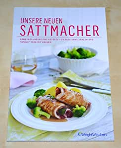 Charmate® Beauty Set //Gesichtspflege// Weight Watchers Kochbuch ''Unsere neuen Sattmacher'' ProPoints® Plan / 2014
